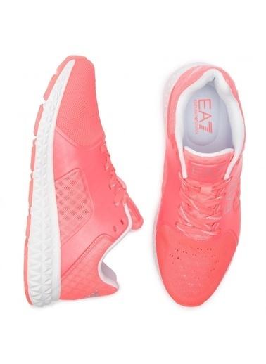 EA7 Emporio Armani Sneakers Pembe